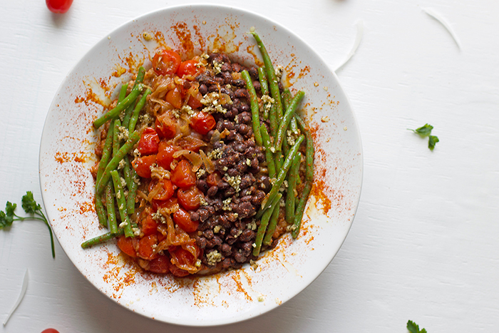 adobo green bean quinoa salad-landscape